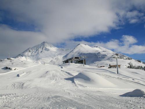 Impressie van het skigebied Mayrhofen