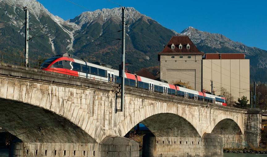 Trein Mayrhofen - Met de trein naar Mayrhofen